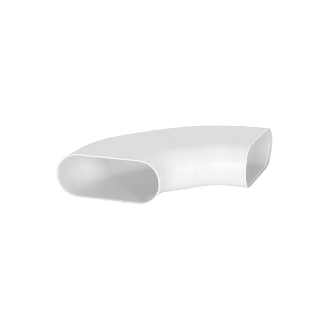 ANGOLO 90° ORIZZONTALE - Curva 90° orizzontale per tubazioni