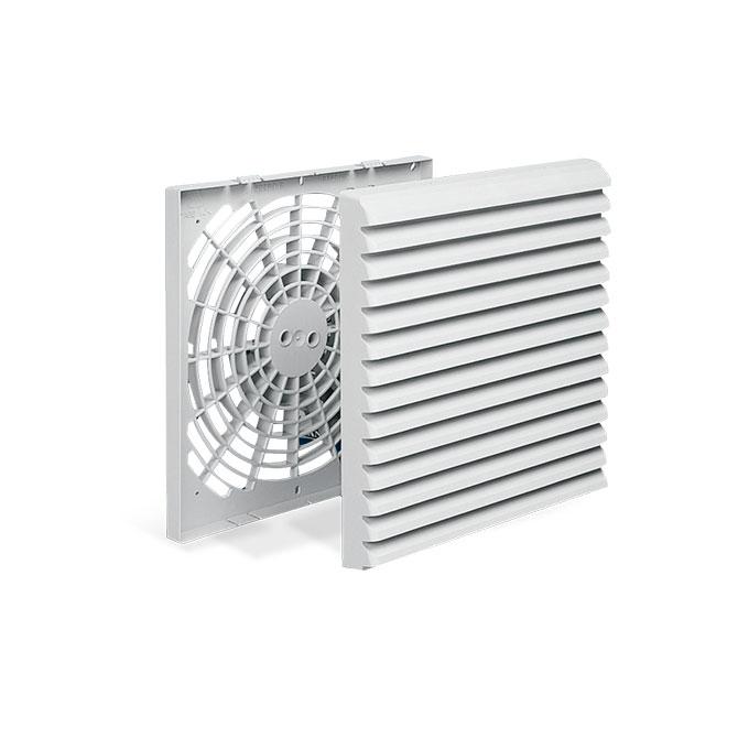 GRIGLIE PER SERIE RC - Ventilazione