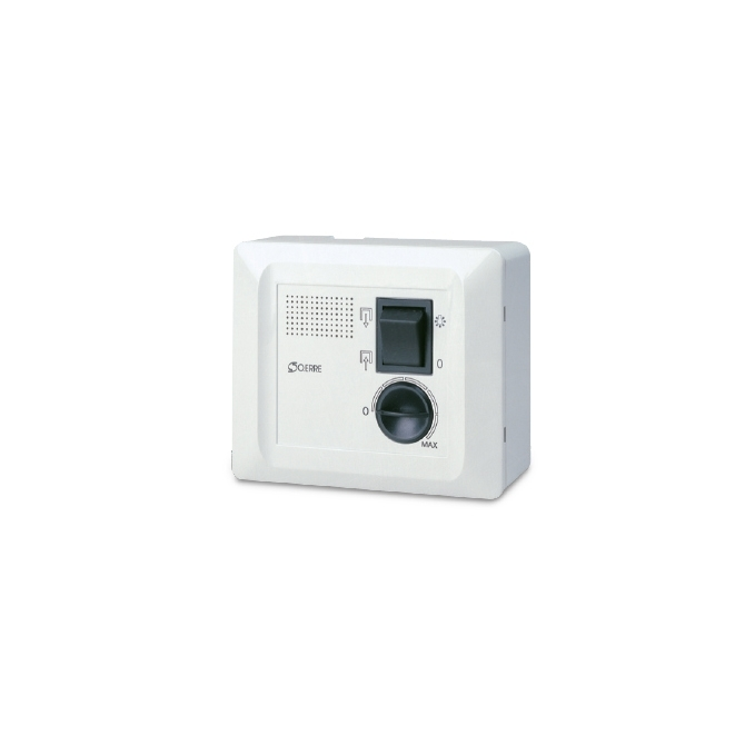 REGOLATORE - Accessorio per il controllo Recuperatori di calore