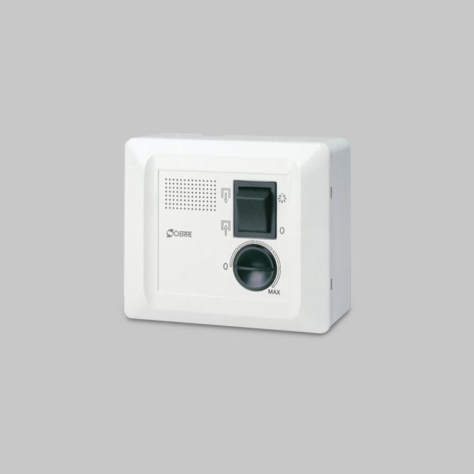 REGOLATORE - Accessorio per il controllo del flusso d'aria