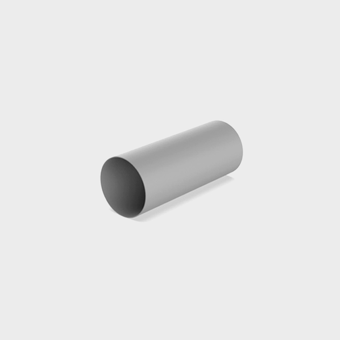 Tubo - Duct for Tempero Eco Ceram end Ghost